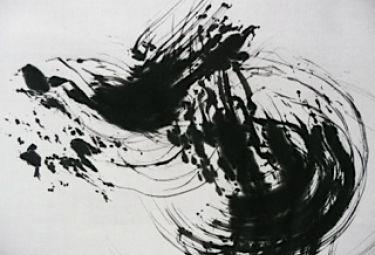 Single Line Character Art : One line painting marjon de jong