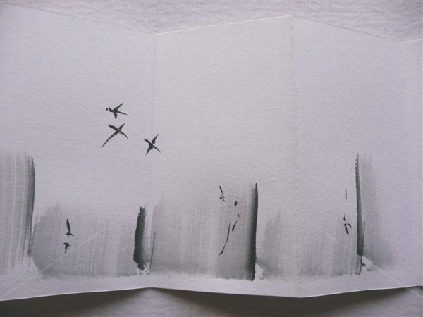 Leporello 1 - Birds